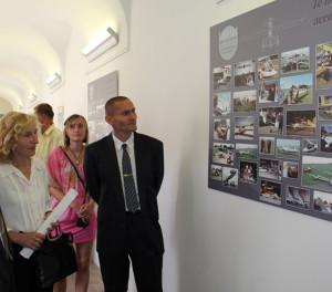 Výstava 100 let létání v Mladé Boleslavi byla slavnostně otevřena