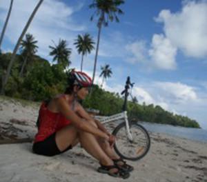 Na skládačce po Tahiti a Bora Bora se Slávkou Chrpovou