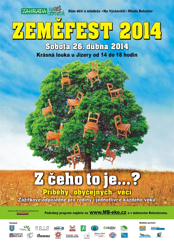 Zemefest_2014 - plakát