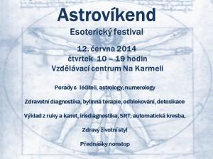 astrovíkend