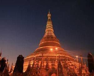 Diashow Radky Tkáčikové: Barma