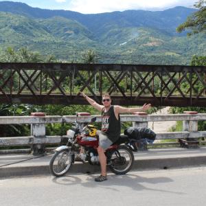 Diashow Tomáš Hrnčíř: Vietnam na motorce a Myanmar stopem