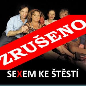 Divadlo Sexem ke štěstí definitivně zrušeno