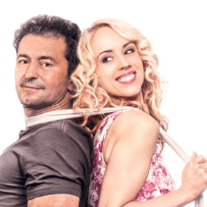 Letní kino na Karmeli – Bezva ženská na krku
