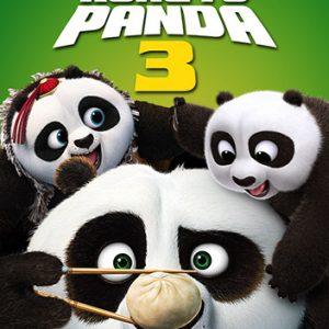 Letní kino – Kung Fu Panda 3