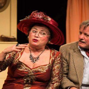 Divadelní komedie Rukojmí bez rizika