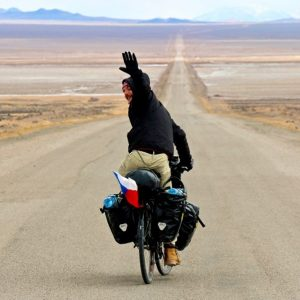 Diashow: Na kole a kajaku kolem světa