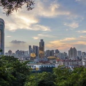 Čína – diashow Jakuba Vengláře