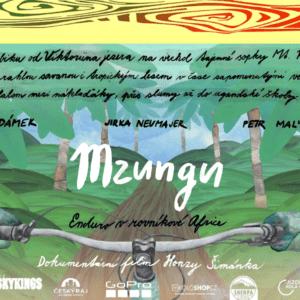 Přednáška Mzungu, Enduro v rovníkové Africe
