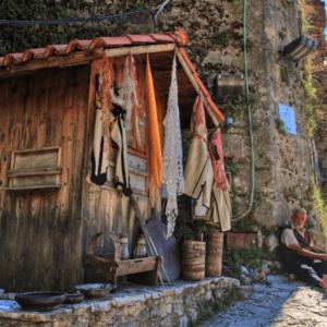 Diashow Albánie a Kosovo