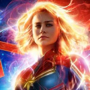 Letní kino Na Karmeli – Captain Marvel