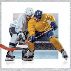 Hokejová aréna zápas ČR – Švýcarsko