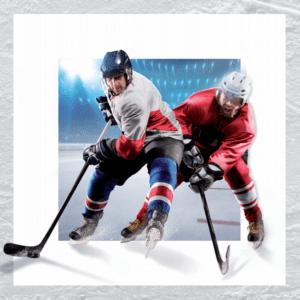 Hokejová aréna – boj o třetí místo a finále