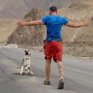 Travel stand-up: Stopem se psem v Asii – Slávek Král