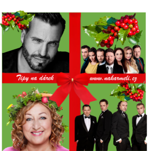Tipy na vánoční dárek