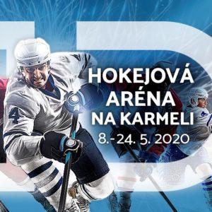 Hokejová aréna – Fandíme všichni!