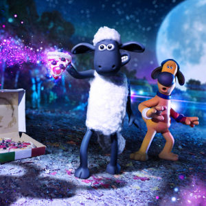 Letní kino Na Karmeli – Ovečka Shaun ve filmu: Farmageddon