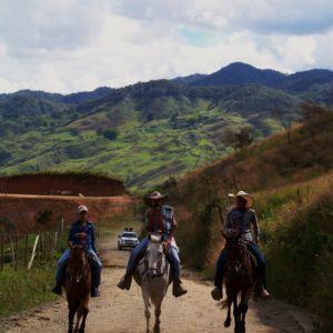 Kolumbie: diashow Matěje Ptazska