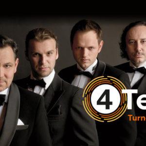 Koncert – 4 tenoři: muzikálové gala