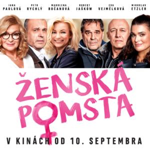 Letní kino Na Karmeli – Ženská pomsta